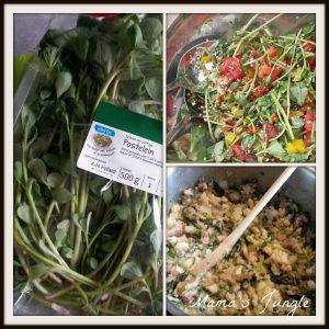 Onbekende groenten; postelein