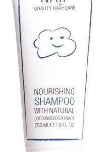 Nourishing shampoo Naïf