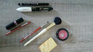 Mijn basis make-up voor op vakantie