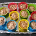 bentoboxen voor beginners - siliconen cake vormpjes