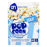 popcorn Snoepen zonder schuldgevoel