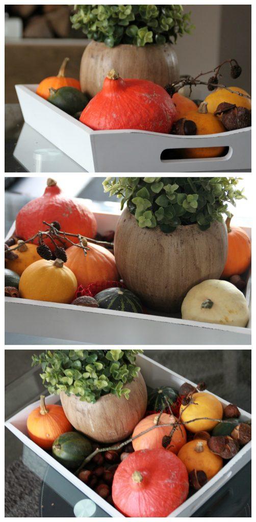 herfsttafel - herfst knutselen voor kids
