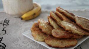 oma's pisang goreng recept