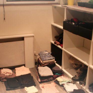 Bevrijdend! Je kleding sorteren & kast uitmesten (kleding minimaliseren)