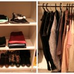 Kleding minderen / capsule wardrobe / minder kleding