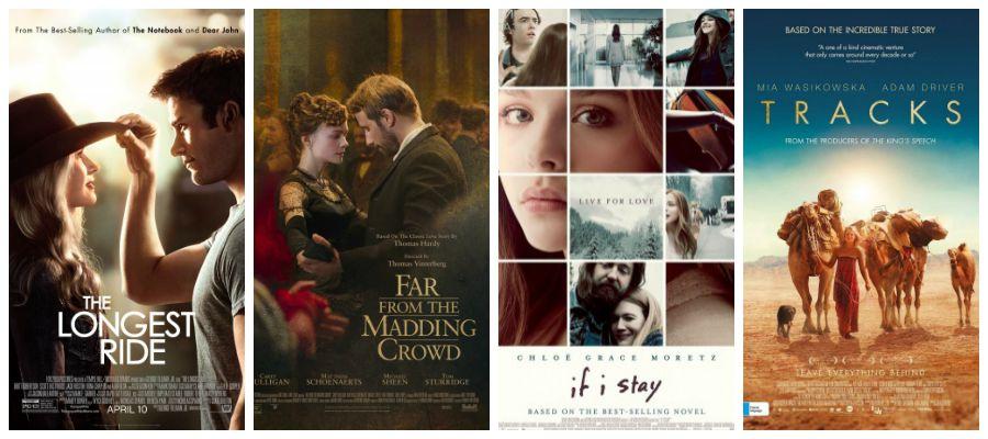 Laat ze maar stromen! 4 films om van te huilen (filmtips)