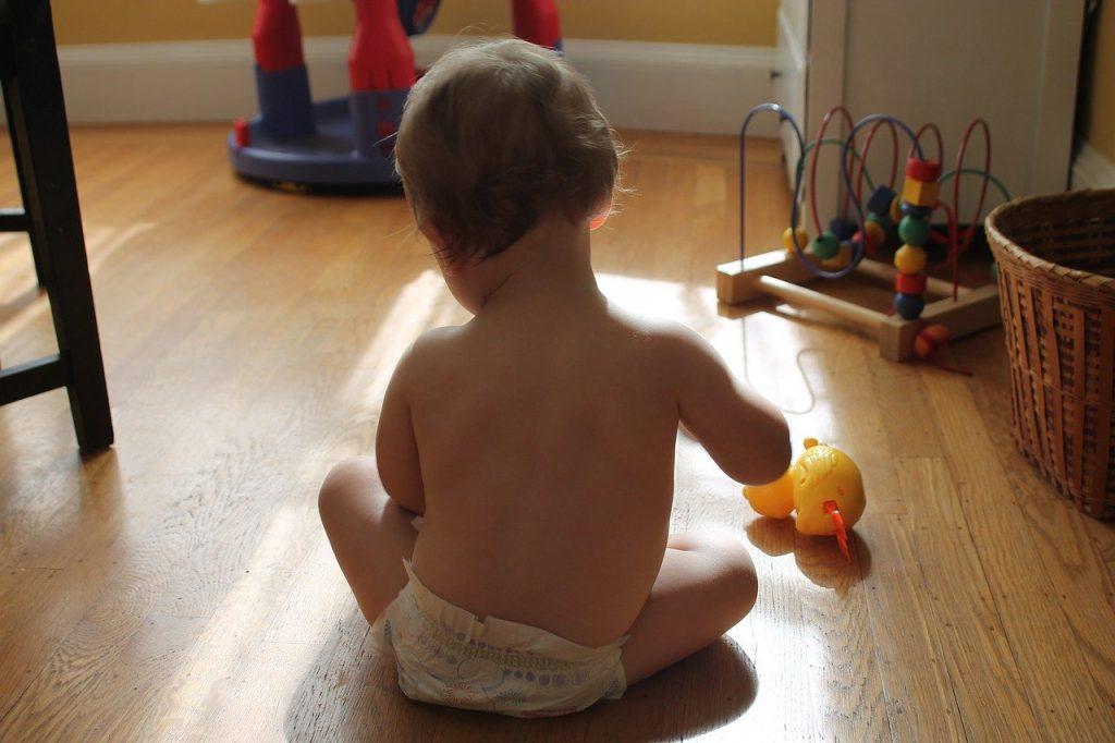 duurzame en eco cadeaus voor een baby