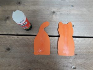 kindertraktatie DIY wc rol