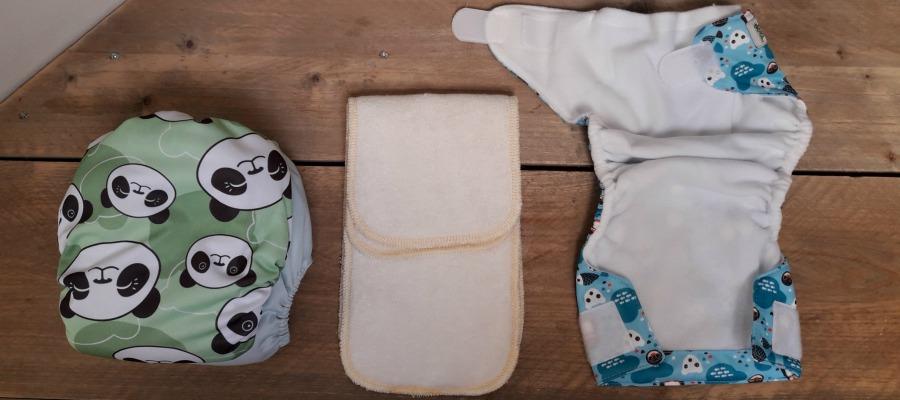 Zo werkt de wasbare pocket luier (+review Pandababy)*