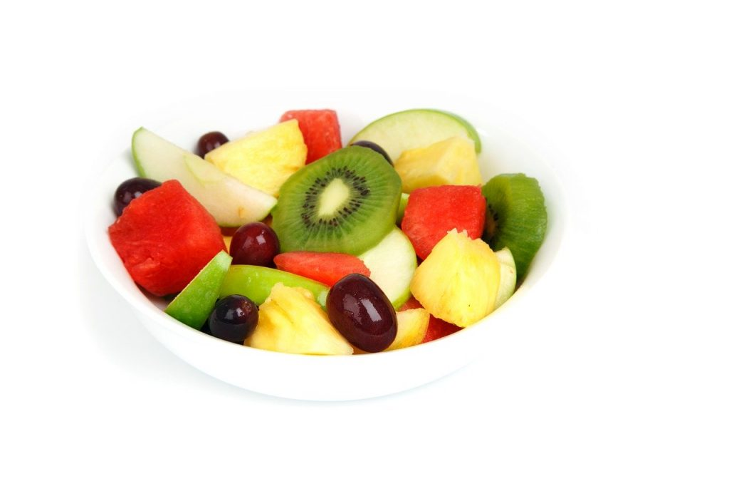 fruitsalade bentoboxen voor beginners