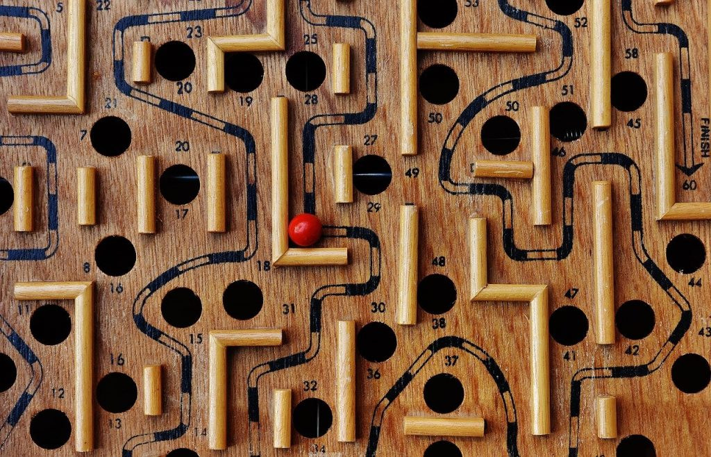 de 5 cadeautjes methode - feestdagen - speelgoed cognitief
