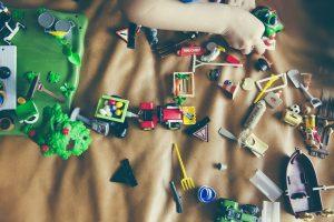 de 5 cadeautjes methode - feestdagen - speelgoed constructief