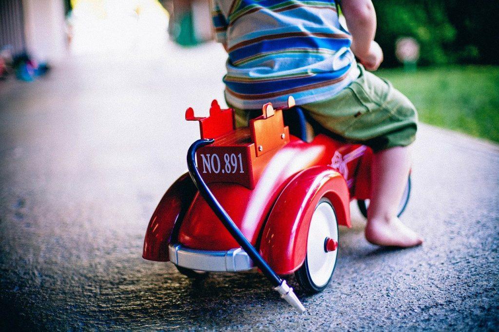 de 5 cadeautjes methode - feestdagen - speelgoed motorisch