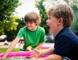 kindvriendelijke tuin maken