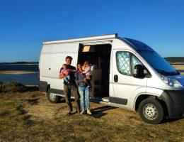 Reizen in een buscamper als gezin