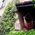 knusse groene zithoekjes in de tuin of op balkon