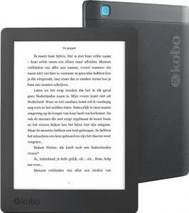 E-reader Kobo aura h2o edition 2