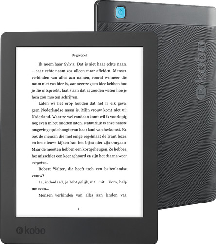 E-reader Kobo aura h2o edition 2