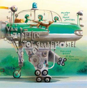 kinderboekenweek reizen en voertuigen