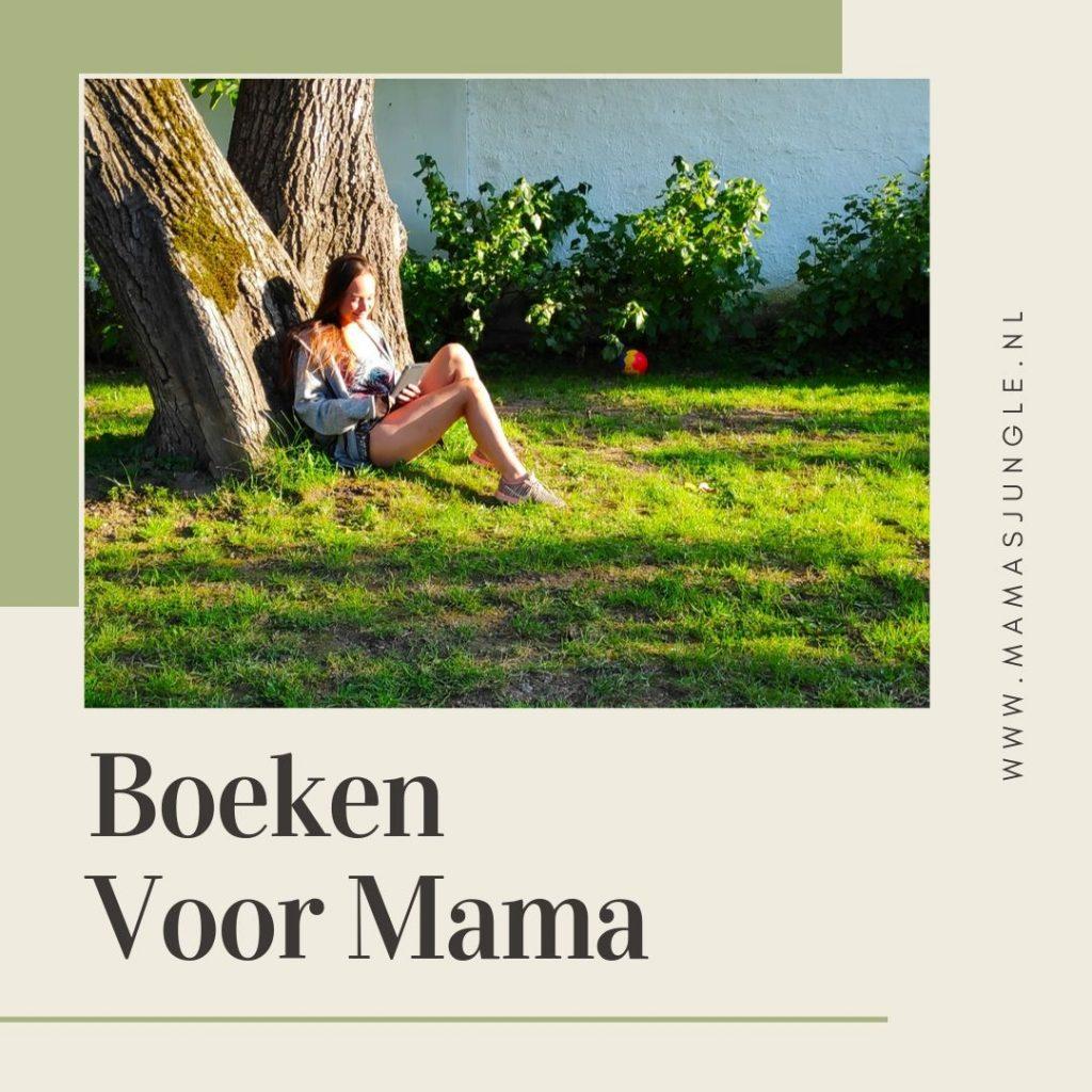 Boeken voor mama webshop Mama's Jungle