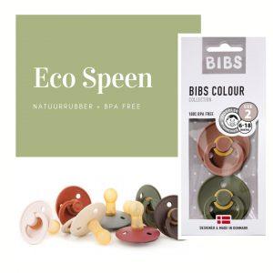 BIBS eco spenen