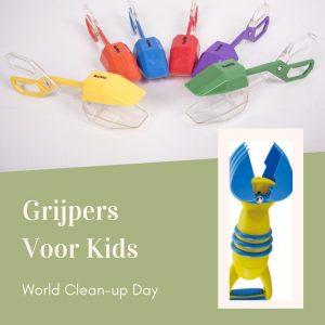 vuilnis grijpers voor kids