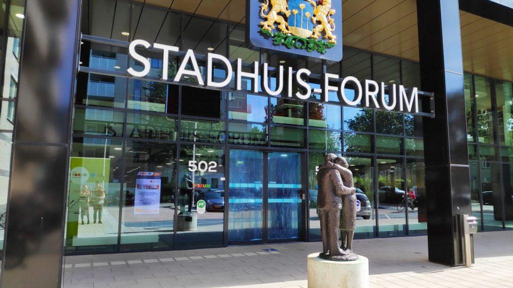 bieb stadhuis forum Zoetrmeer