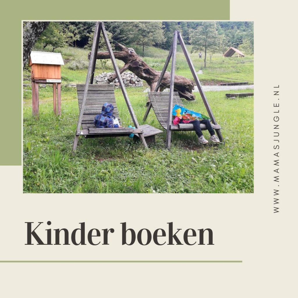 Kinderboeken webshop Mama's Jungle