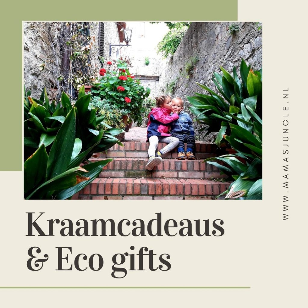 Kraamcadeaus en Eco Gifts webshop Mama's Jungle