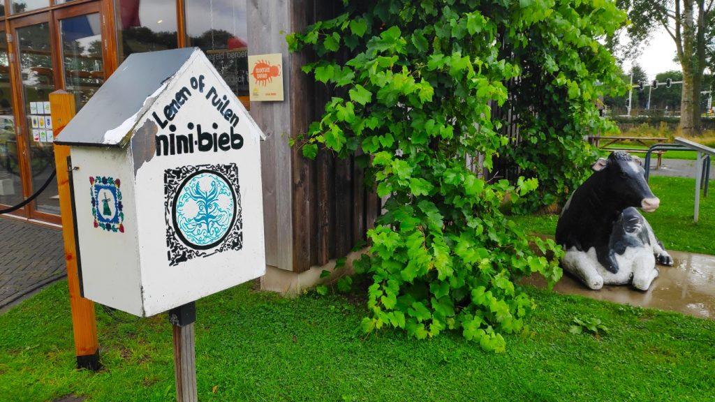 Minibieb La Place Groene Hartplein Zoeterwoude