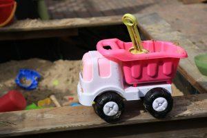 speeltuin in eigen tuin maken