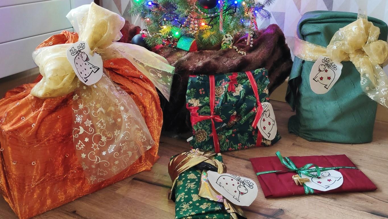 duurzaam cadeaupapier