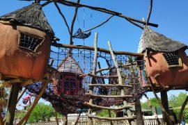 Speeltuintje in eigen tuin maken www.mamasjungle.nl