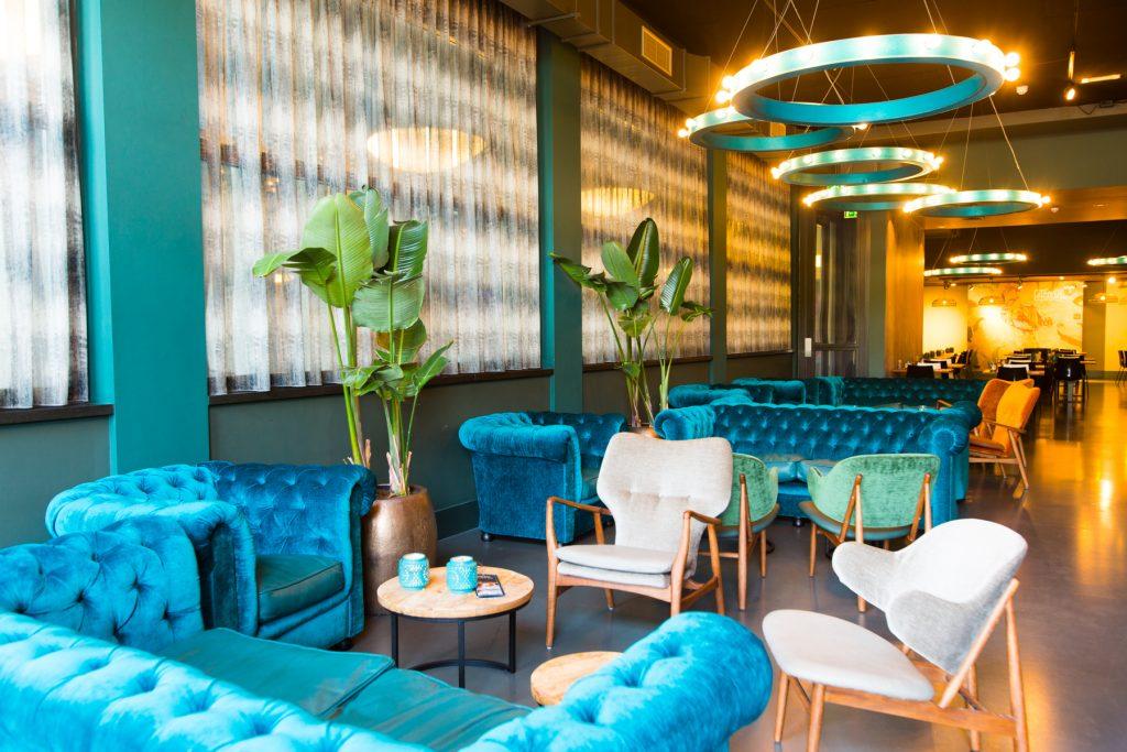 ervaring Spa Sport Hotel Zuiver restaurant