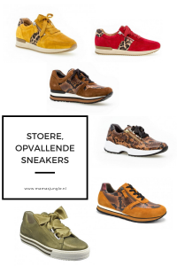 opvallende sneakers