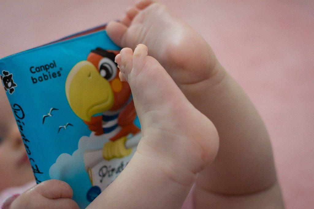 baby bibliotheek kinderboeken TAG