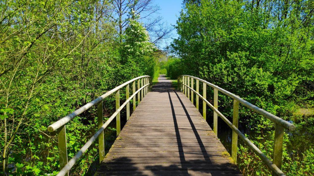 Balijbos Zoetermeer brug
