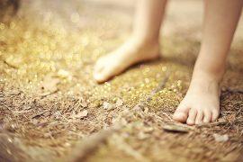 herstel van een gebroken been bij een kind