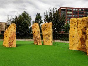 sportparken in Zoetermeer