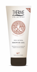 Review Therme Natural Beauty 100% natuurlijk lijn shower gel