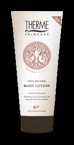 Review Therme Natural Beauty 100% natuurlijk lijn bodylotion