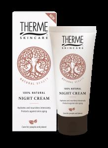 Review Therme Natural Beauty 100% natuurlijk lijn nacht crème