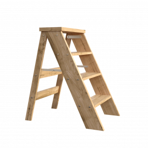 handige trap of ladder in huis en tuin