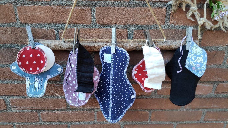 menstruatie ondergoed wassen en wasbare tampons etc
