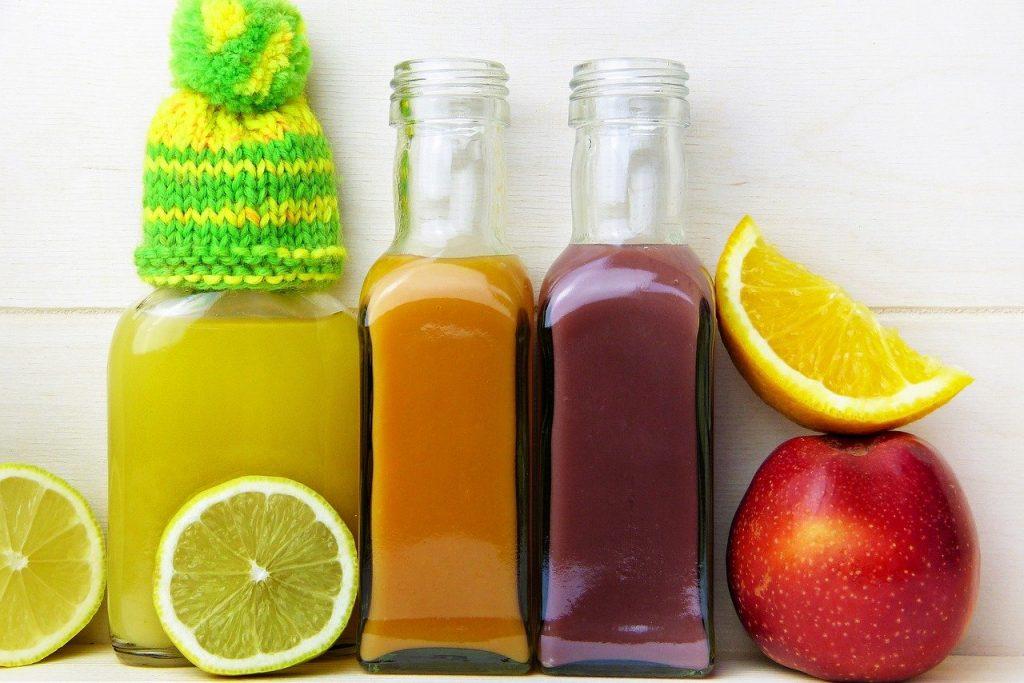 gezonde drankjes voor kids