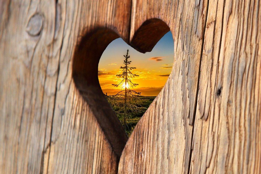 Valentijnsdag met een duurzaam tintje