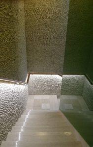 duurzame traprenovatie led licht onder trapleuning