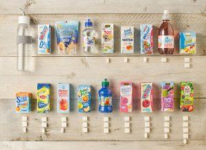 suiker VS gezonde drankjes voor kids
