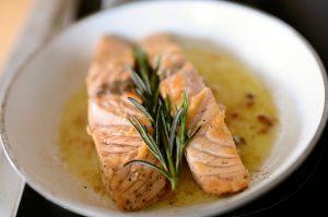 gezonde variaties op vis recepten / vis in een gezond voedingspatroon